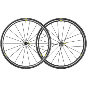 Mavic Ksyrium Elite UST Wheelset Shimano/SRAM M-25 black/grey